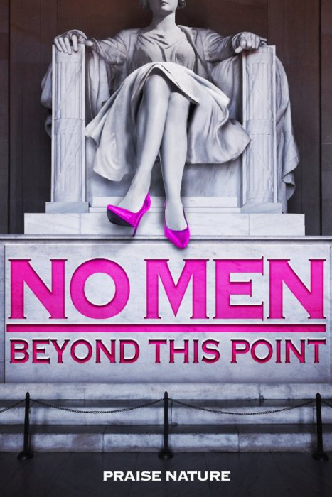 No Men Beyond This Point : Affiche