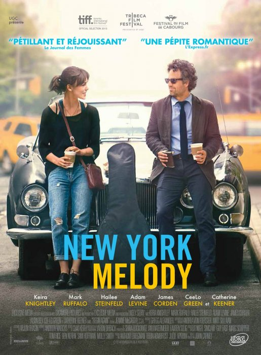New York Melody : Affiche