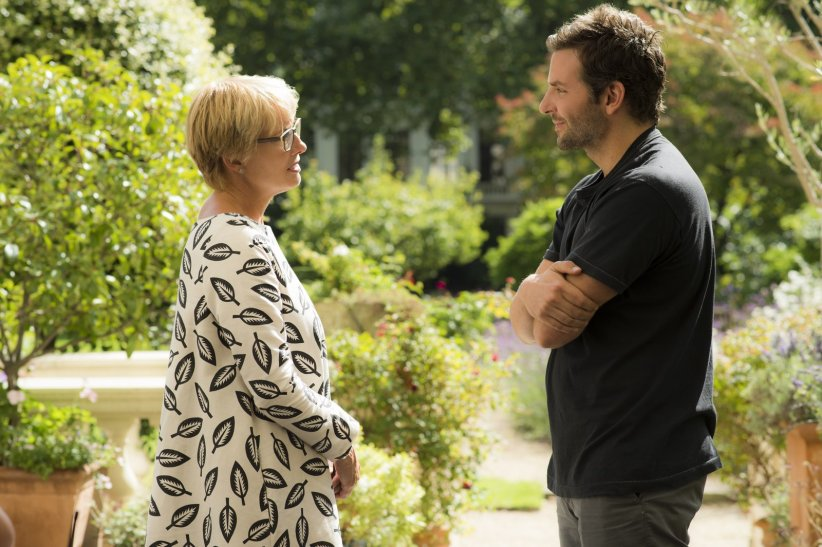 A vif ! : Photo Bradley Cooper, Emma Thompson