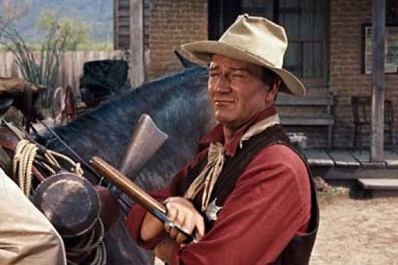 Rio Bravo : Photo Howard Hawks, John Wayne