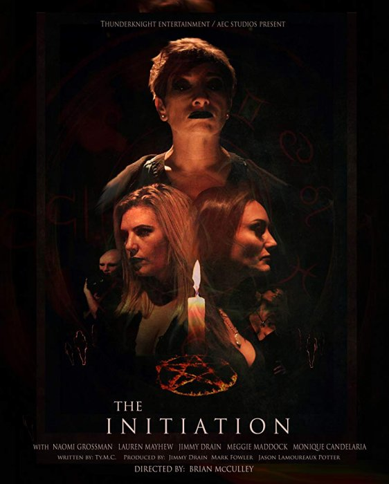The Initiation : Affiche