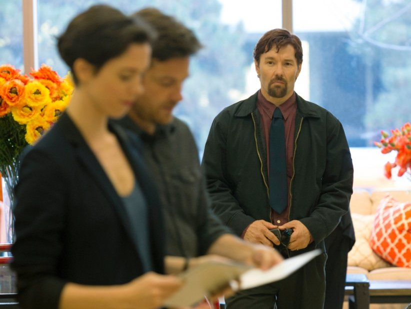 The Gift : Photo Jason Bateman, Joel Edgerton, Rebecca Hall