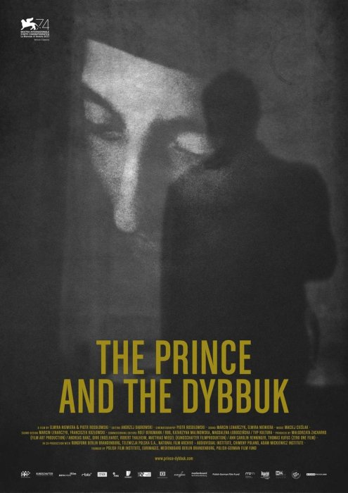 The Prince and the Dybbuk : Affiche
