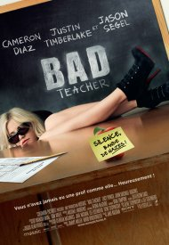 Affiche de Bad Teacher