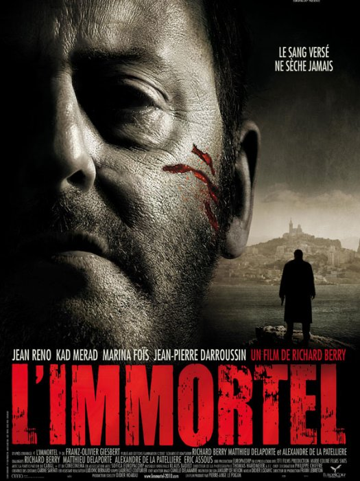 L'Immortel : Affiche