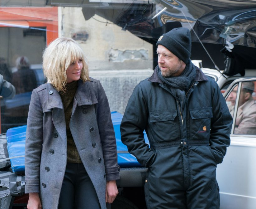 Atomic Blonde : Photo Charlize Theron, David Leitch