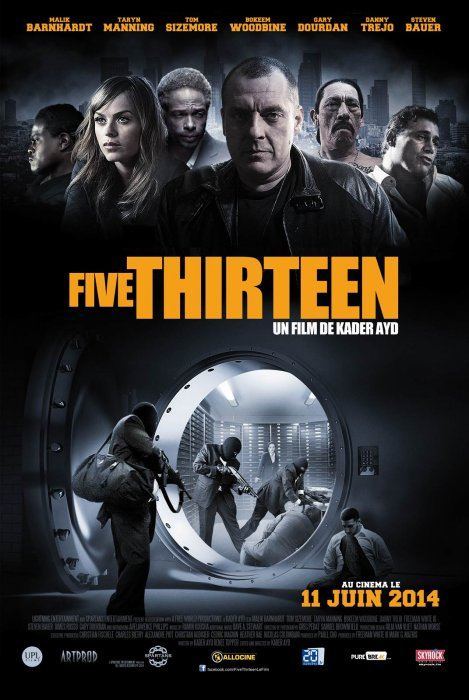 Five Thirteen : Affiche