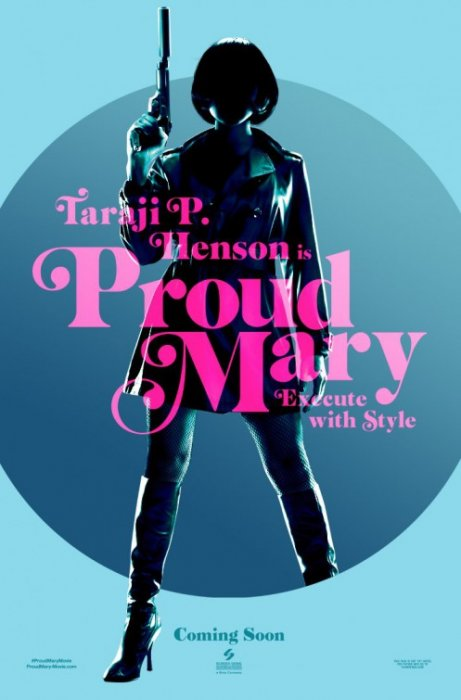 Proud Mary : Affiche