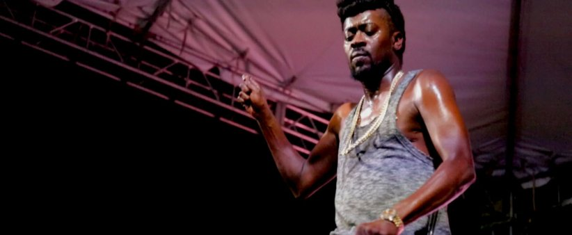 King of the Dancehall : Photo Beenie Man