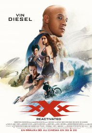 Affiche de xXx : Reactivated