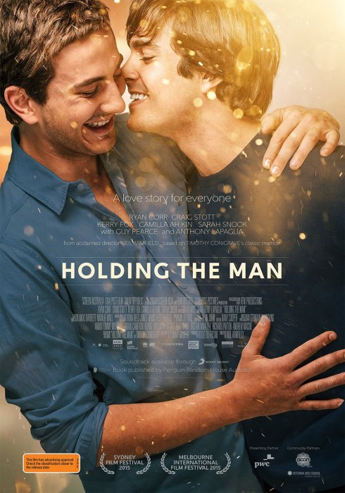 Holding the Man : Affiche