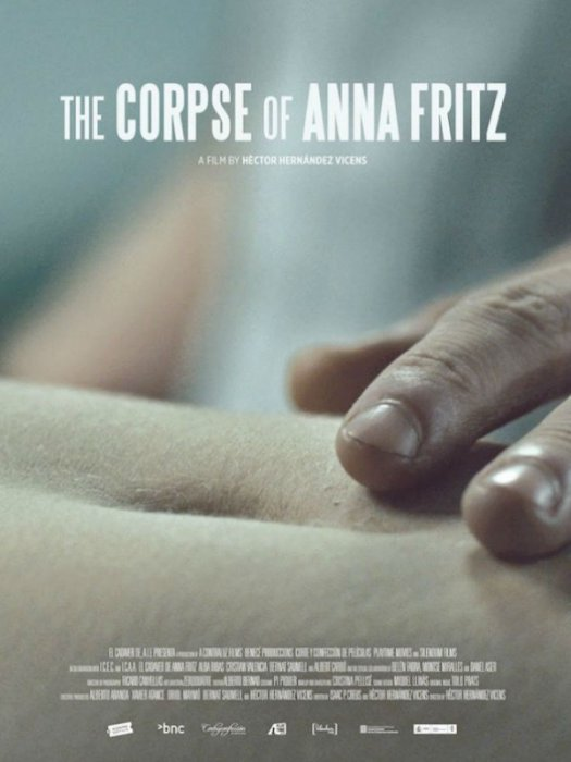 The Corpse of Ana Fritz : Affiche