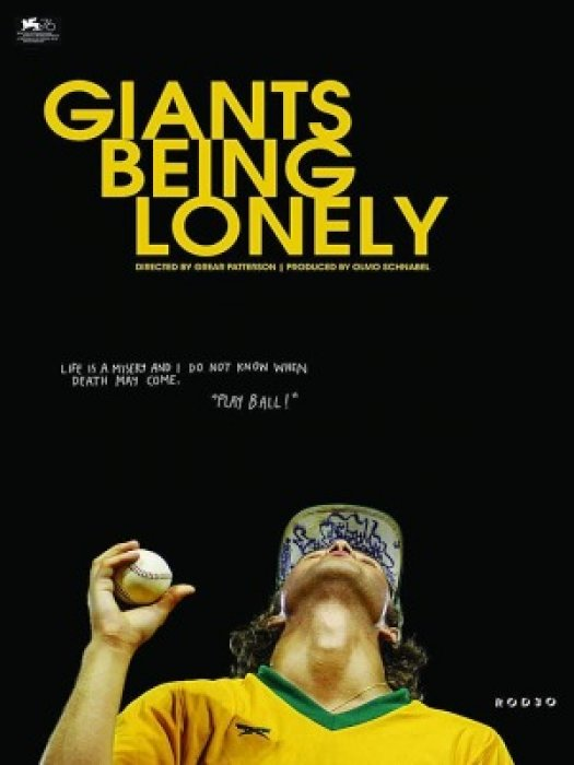 Giants being lonely : Affiche