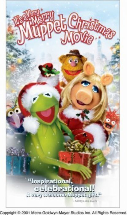 It's a Very Merry Muppet Christmas Movie : Affiche