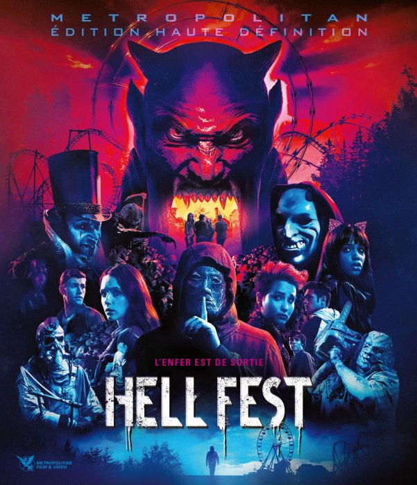 Hell Fest : Affiche