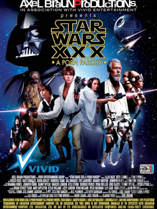 Voir toutes les photos du film Star Wars XXX: A Porn
