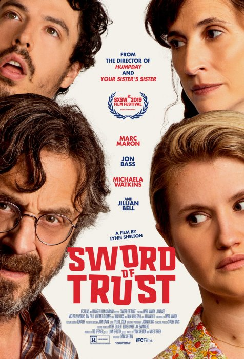 Sword of Trust : Affiche