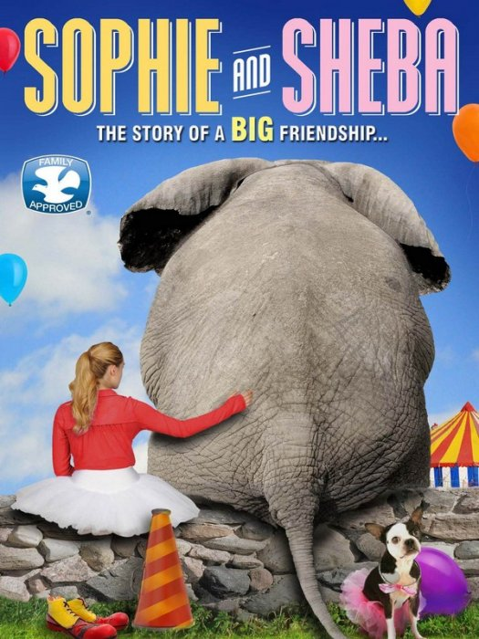 Sophie and Sheba : Affiche