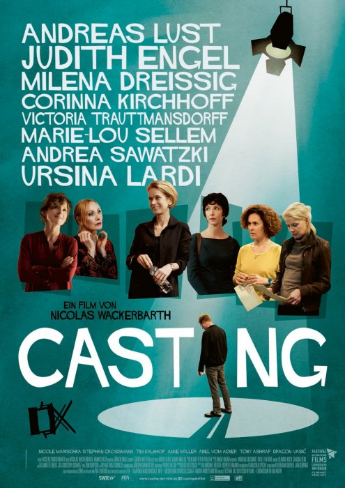 Casting : Affiche