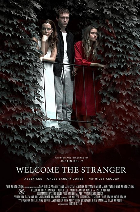 Welcome the Stranger : Affiche