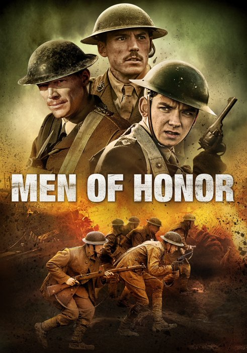 Men of Honor : Affiche