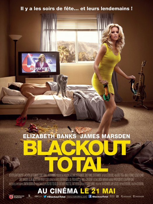 Blackout Total : Affiche