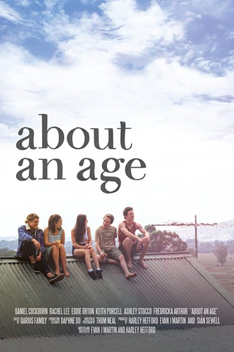 About an Age : Affiche