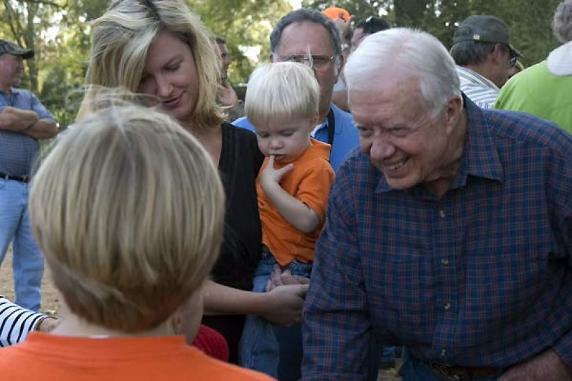 Jimmy Carter Man from Plains : Photo