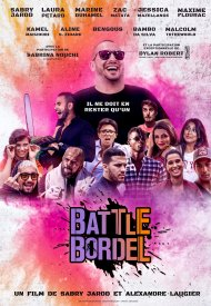 Affiche de Battle Bordel