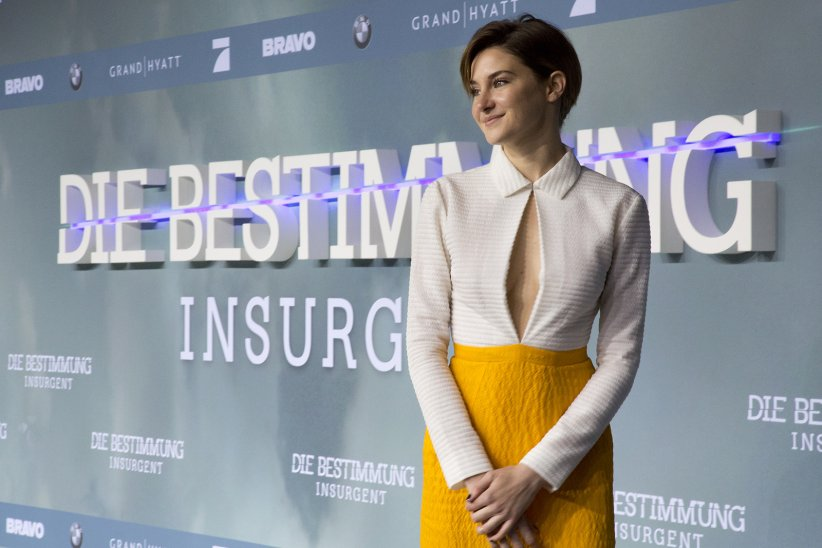 Divergente 2 : l'insurrection : Photo promotionnelle Shailene Woodley