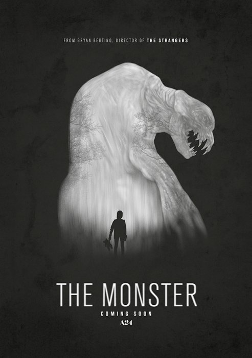 The Monster : Affiche