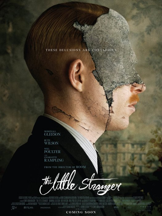 The Little Stranger : Affiche