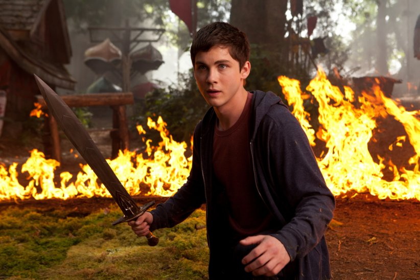 Percy Jackson : La mer des monstres : Photo Logan Lerman