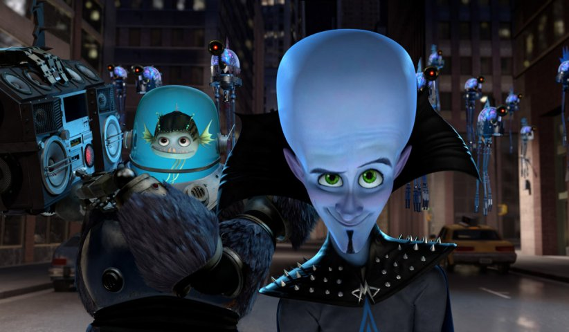 Megamind : Photo
