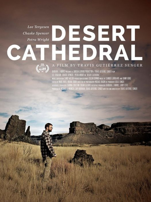 Desert Cathedral : Affiche