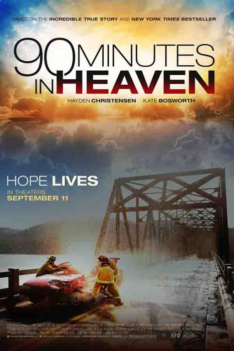 90 Minutes In Heaven : Affiche