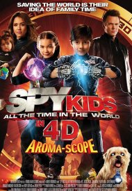 Affiche de Spy Kids 4: All the Time in the World