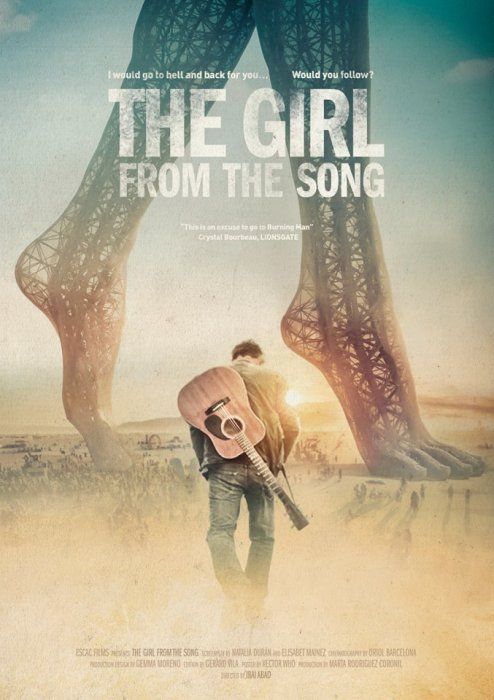 The Girl From The Song : Affiche