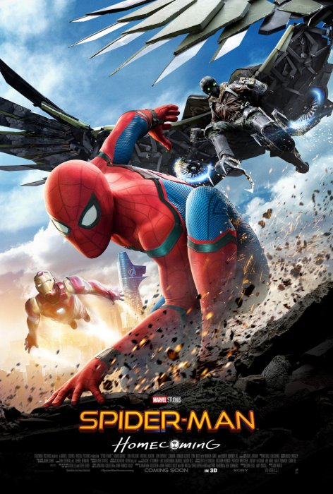 Spider-Man: Homecoming : Affiche