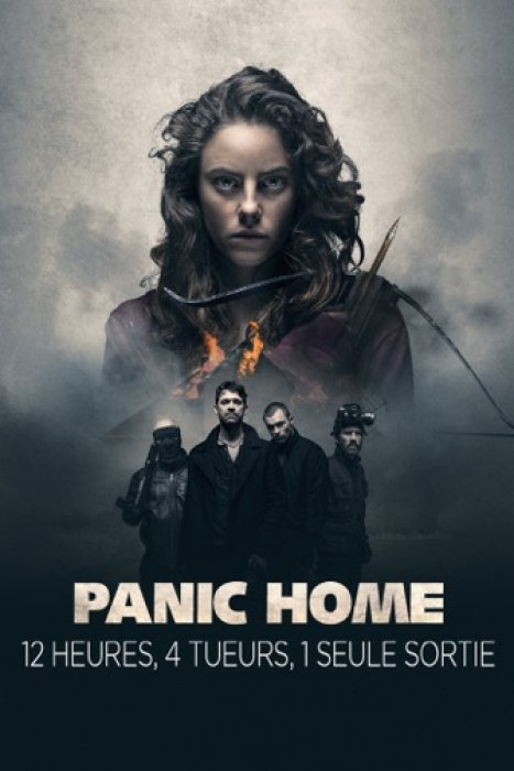 Panic Home : Affiche