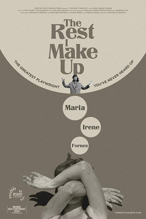 The Rest I Make Up : Affiche