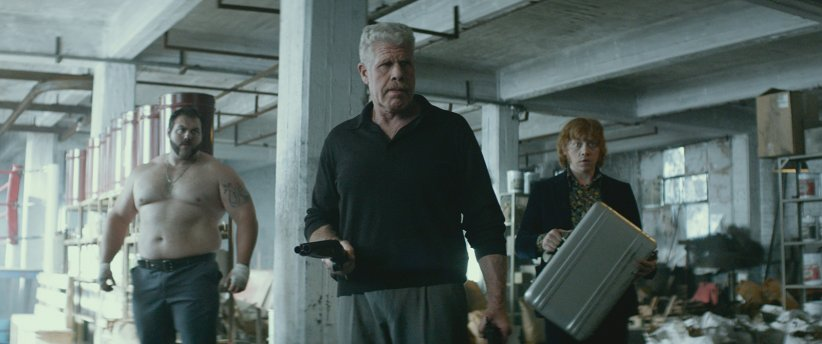 Moonwalkers : Photo Ron Perlman, Rupert Grint