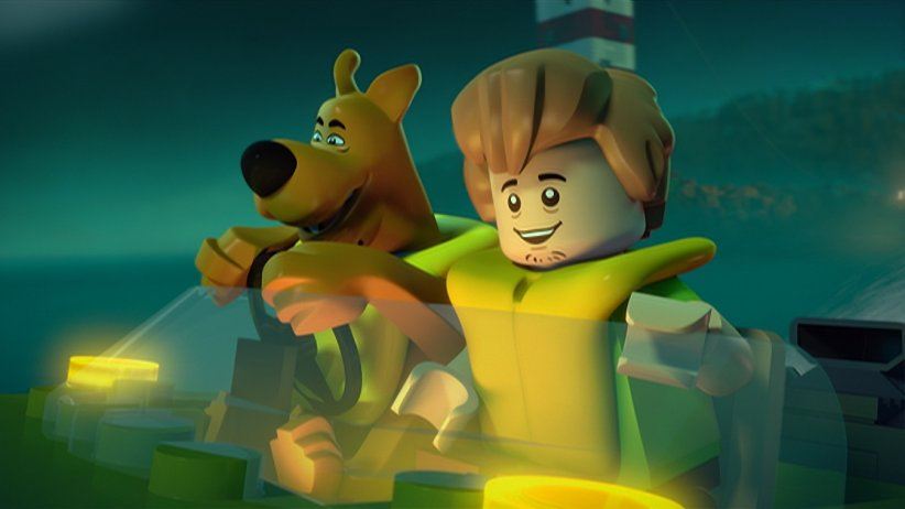 Lego Scooby-Doo! Haunted Hollywood : Photo