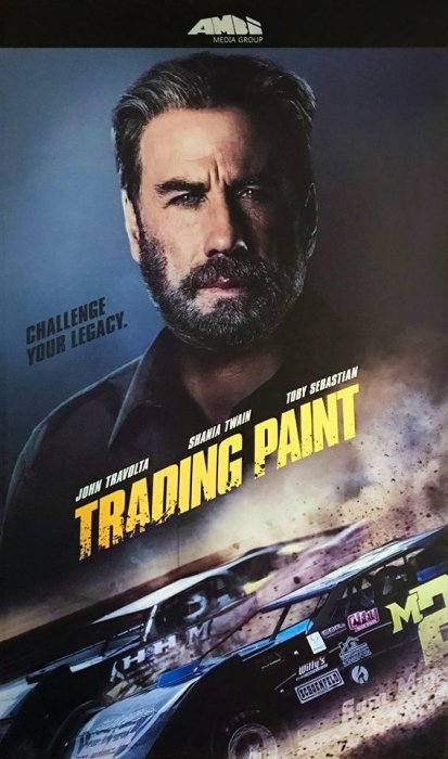 Trading Paint : Affiche