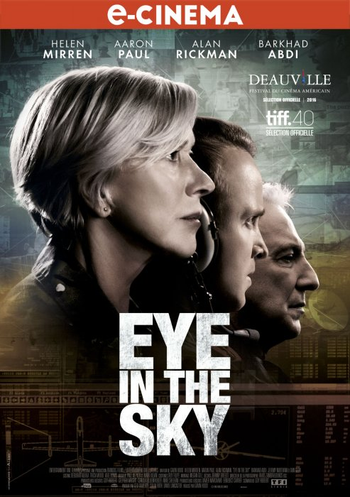 Eye in the Sky : Affiche