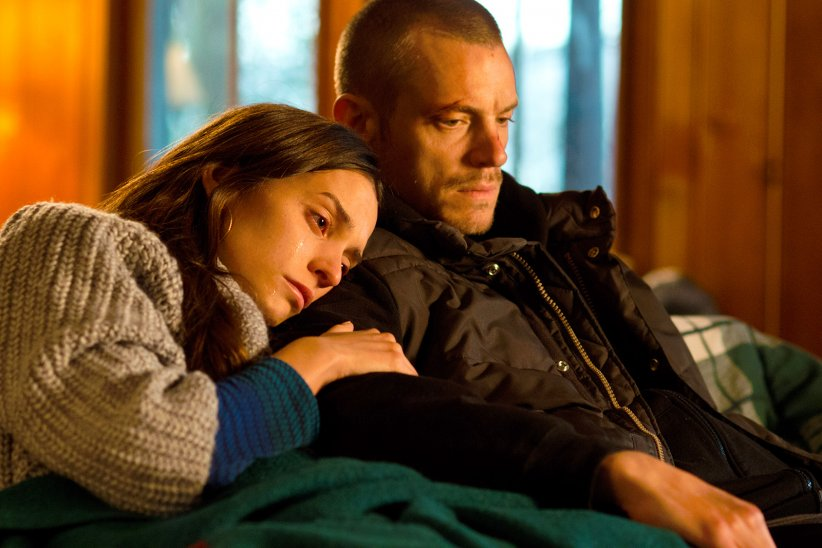Night Run : Photo Genesis Rodriguez, Joel Kinnaman