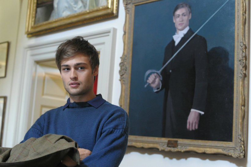 The Riot Club : Photo Douglas Booth
