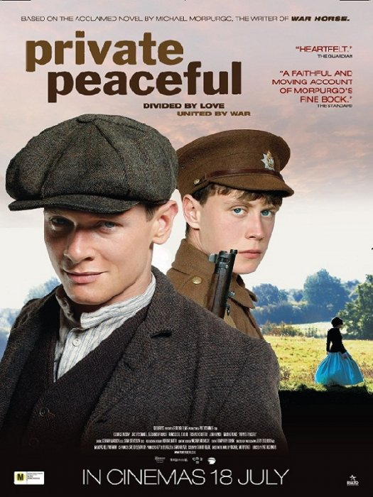 Private Peaceful : Affiche