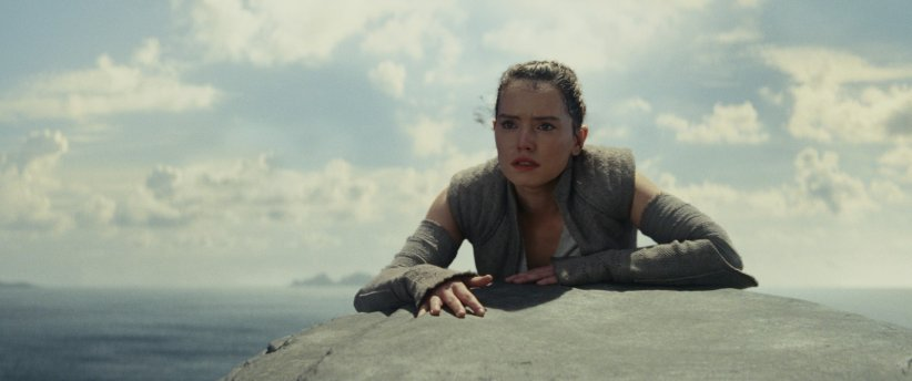 Star Wars - Les Derniers Jedi : Photo Daisy Ridley