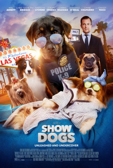 Show Dogs : Affiche